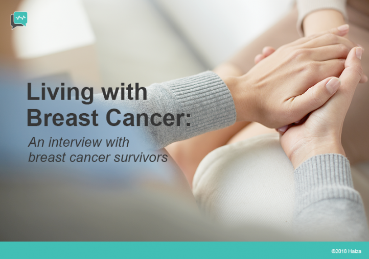 Living with Breast Cancer: 3 survivors tell their stories
