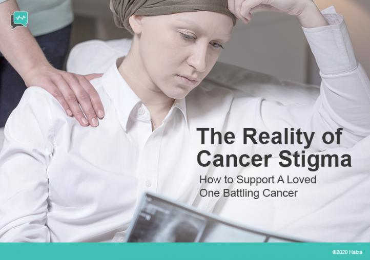 The Reality of Cancer Stigma