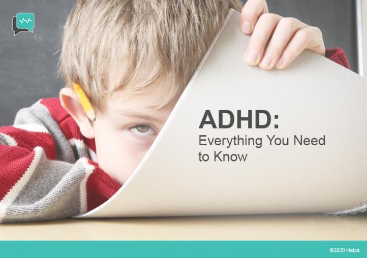 ADHD: Symptoms, Causes & Treatment