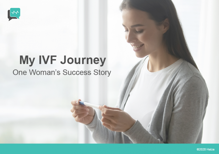 My IVF Journey – One Woman's Success Story