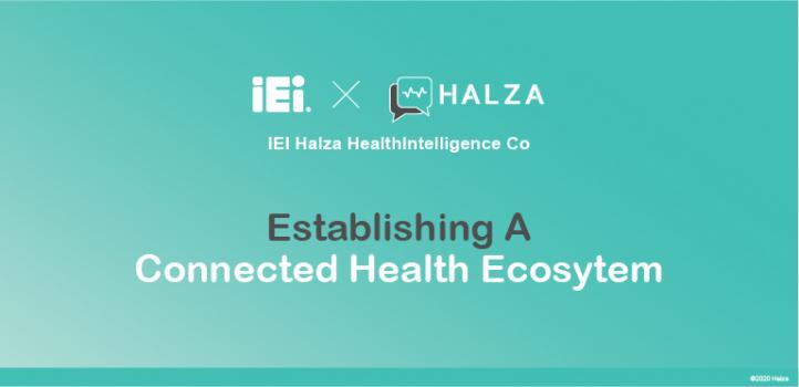 Halza and IEI Subsidiaries