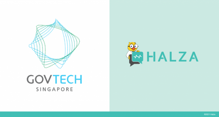 Halza, compatible with Singapore's HealthCerts initiative