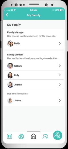 Family Account