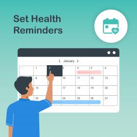 Health Reminders