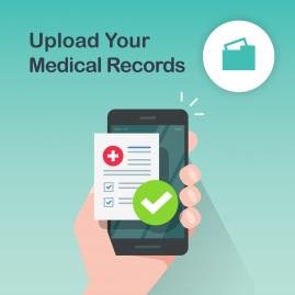 Upload Medical Records