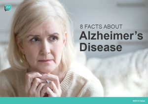 8 Facts You Need To Know About Alzheimer's Disease