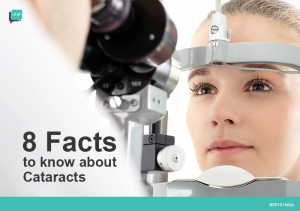 8 Facts You Should Know About Cataracts