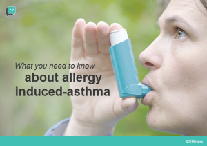 Allergy-induced Asthma: All you need to know