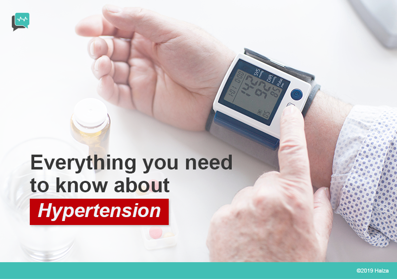 hypertension high blood pressure symptoms risk factors treatment