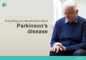 Everything you should know about Parkinson's disease: causes, symptoms, treatments