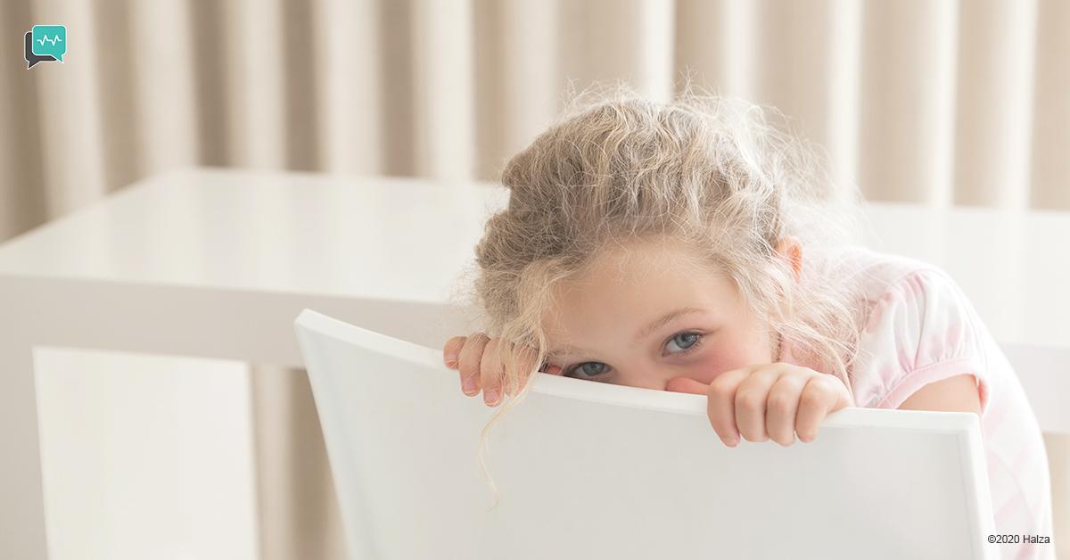 adhd symptoms in girls shyness being shy easily upset halza digital health