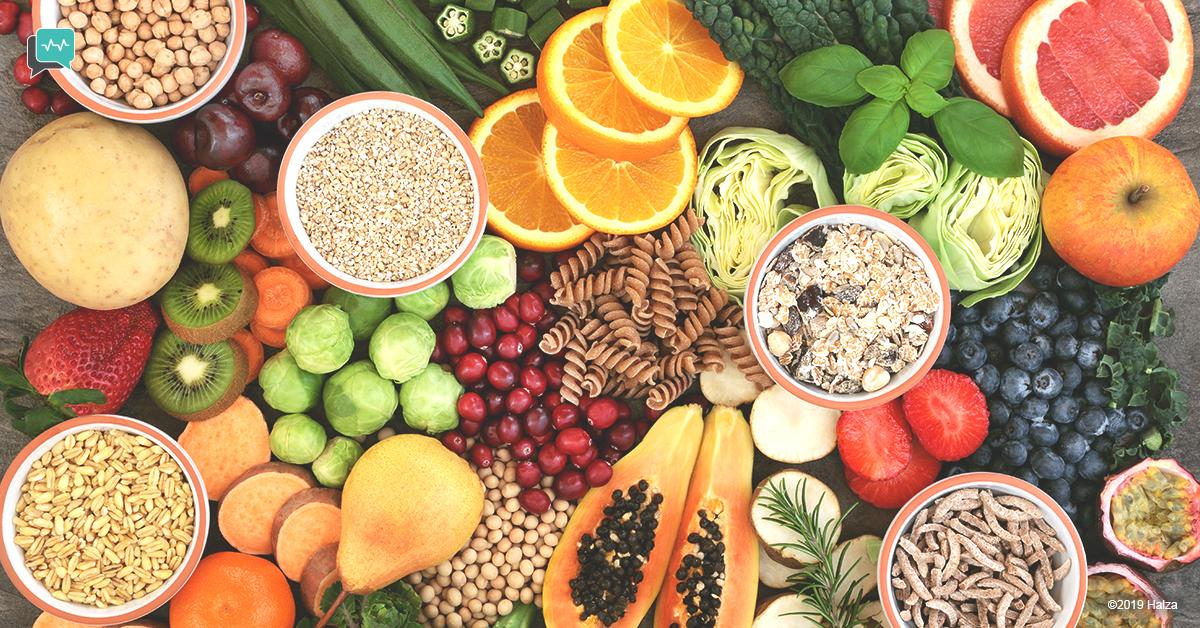 type 1 diabetes reduce glucose level eat healthy fruits and vegetables halza