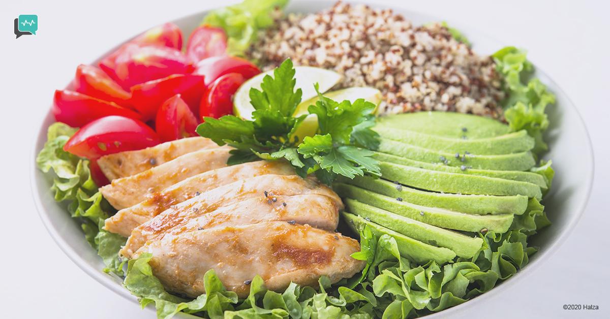 eat healthy prevent coronavirus flu SARS h1n1 infectious disease halza digital healthcare