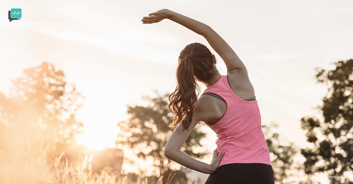 hypertension management prevention exercise lifestyle changes healthy habits halza digital health