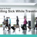9 Ways to Avoid Falling Sick While Traveling