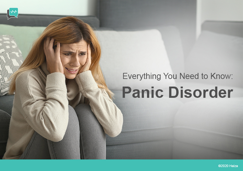 panic disorder panic attacks anxiety