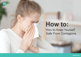 prevent coronavirus flu SARS h1n1 infectious disease halza digital healthcare