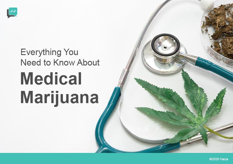 medical marijuana cannabis digital health halza