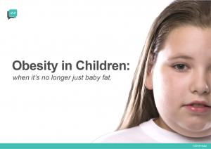 Obesity In Children: When It's No Longer Just Baby Fat