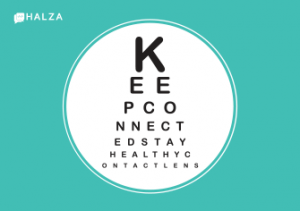 How to keep your eyes healthy and maintain good eyesight? (infographic)