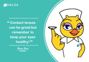 7 Top Eye Care Precautions And Tips For Contact Lens Wearers