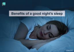 good sleep fight stress benefits halza health