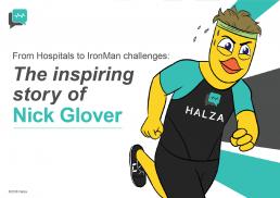 nick glover ironman challenge